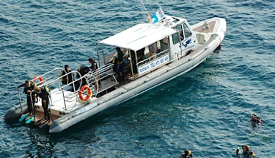 Diving Courses & Snorkeling  In Paralimni