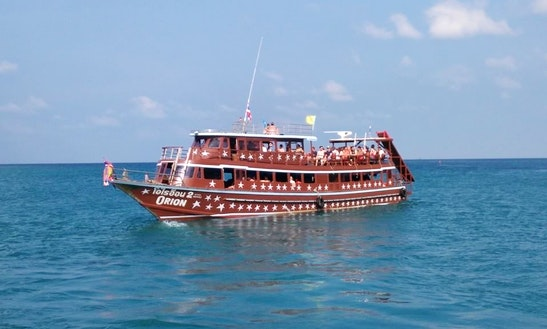 Cruising In Tambon Ko Pha-ngan