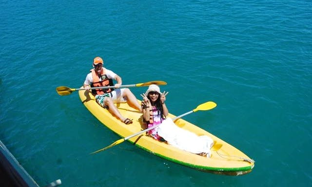 Kayak Tours in Tambon Ko Pha-ngan
