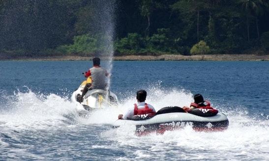 Raft-sofa Rides In Port Blair