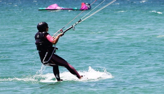 Kite Surf Lessons In Tarifa