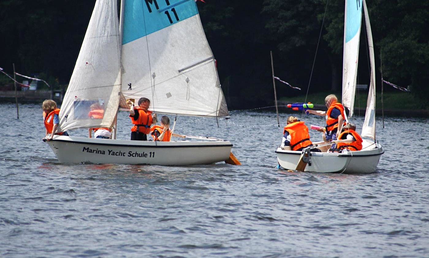 Sailing Lessons in Berlin