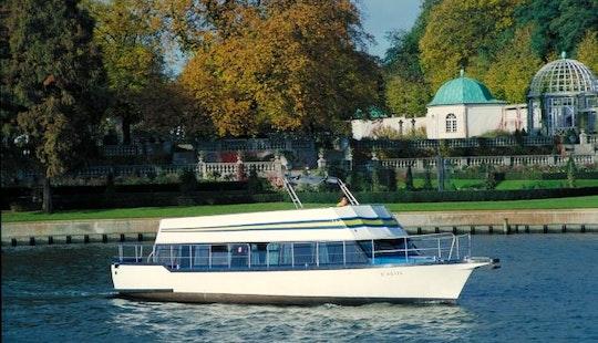 Stay On A 10 People Houseboat In Berlin, Germany