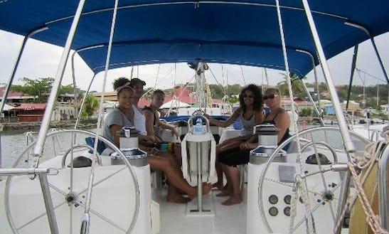 Beneteau 35 Cruising Monohull Charters In Gros Islet, Saint Lucia