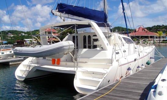 Beneteau 42 Cruising Catamaran Charters In Gros Islet, Saint Lucia