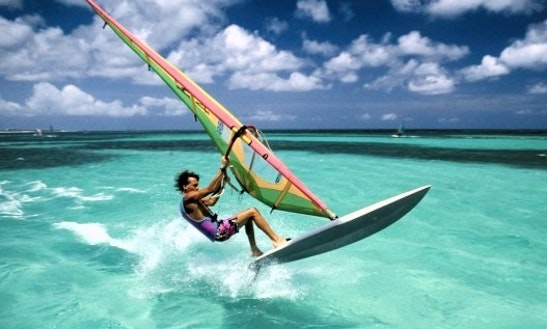 Windsurfing Trips In Boralesgamuwa