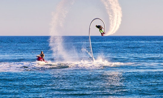 Flyboarding In Dubrovnik