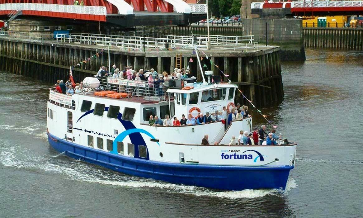 """Fortuna"" Boat Tours in United Kingdom"