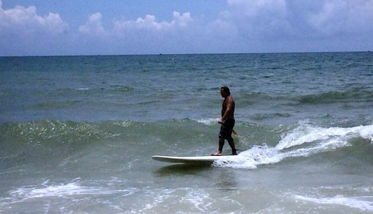 Learn To Surf In 1 Hour!