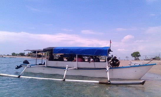 Traditional Boat Trips In Batu Layar