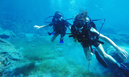 'skopelos' Diving Courses In Paralimni