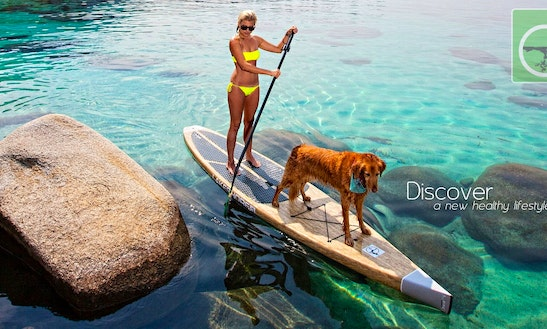 Paddleboard Rental In Reno/sparks/pyramid/lake Tahoe