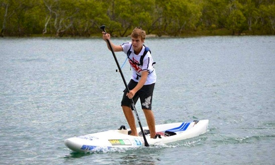 Paddleboard Rental & Lessons In Currimundi, Australia