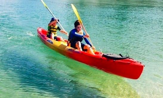 Tandem Kayak Rental In Currimundi, Australia