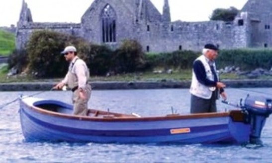 Seatrout Fishing Trip For 2 In Mayo, Ireland With Judd