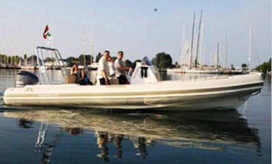 22' Rib River Cruises In Guidel, France
