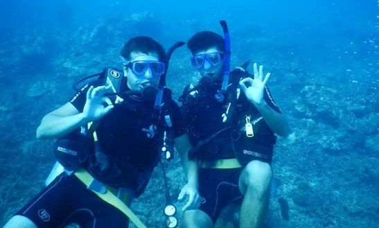 Diving Trips & Courses In Matara