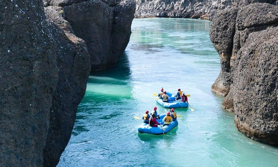 Rafting In Reykjavík