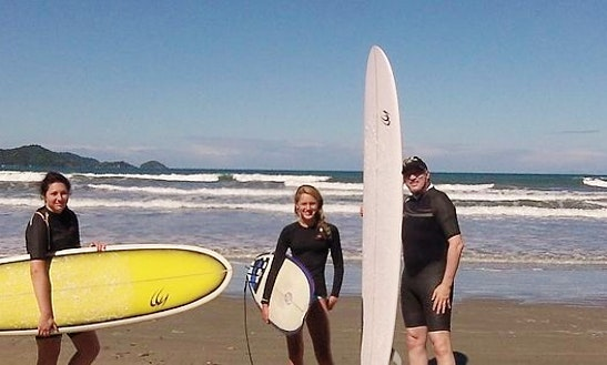 Surf Charter In Paraty