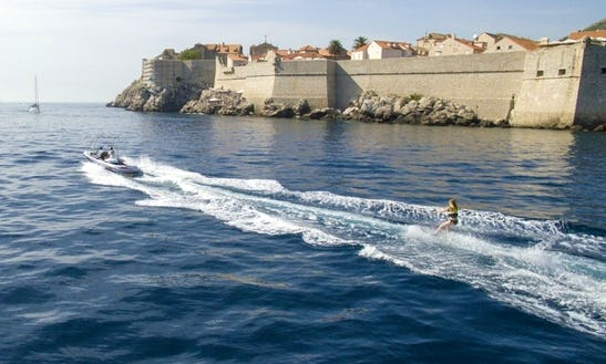 Taste A Wakeboarding Ride For 15-minutes In Dubrovnik