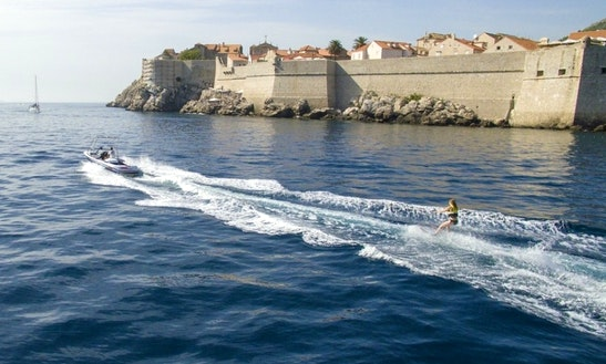 Wakeboarding In Dubrovnik