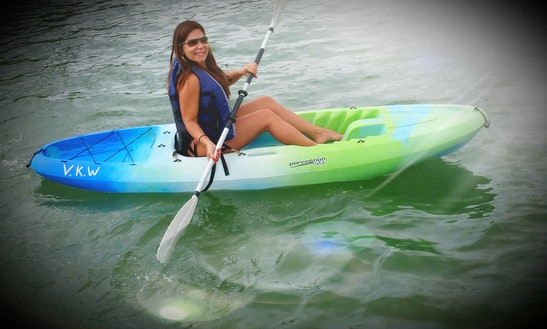 Rent A Kayak In Miami Beach