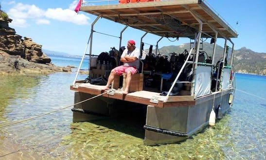 Family Friendly Scuba Diving Trips In Zakinthos, Greece