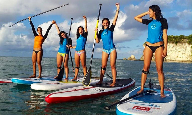 Paddleboard Rental & Courses  in Ceuta
