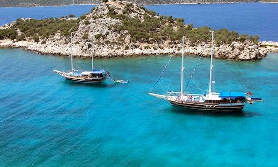 Boat Trips In Antalya