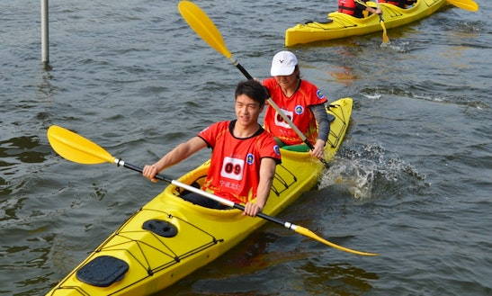 Double Kayak Hire In Auckland