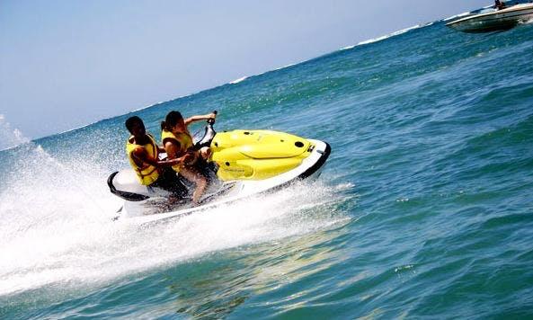 Drive a Jet Ski with Instructor in Kuta Selatan, Bali