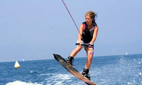 Learn Wakeboarding In Kuta Selatan, Indonesia