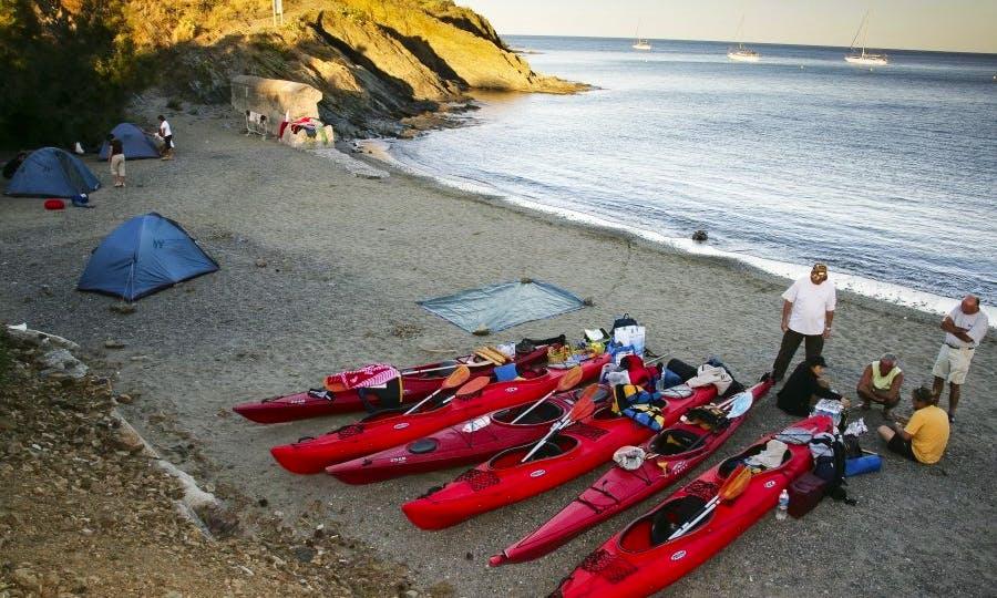 Kayak Rental in Argeles-sur-Mer, France