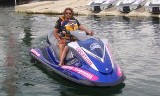 Jet Ski Rental In Canet-en-roussillon, France