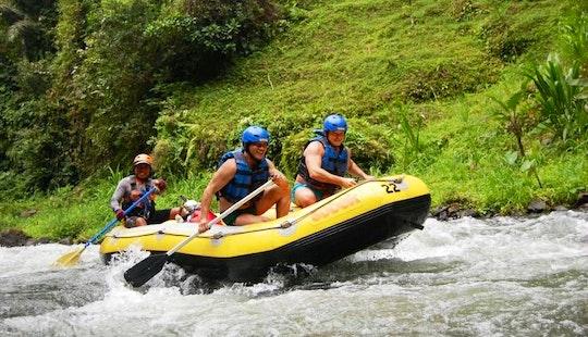 Rafting In Denpasar