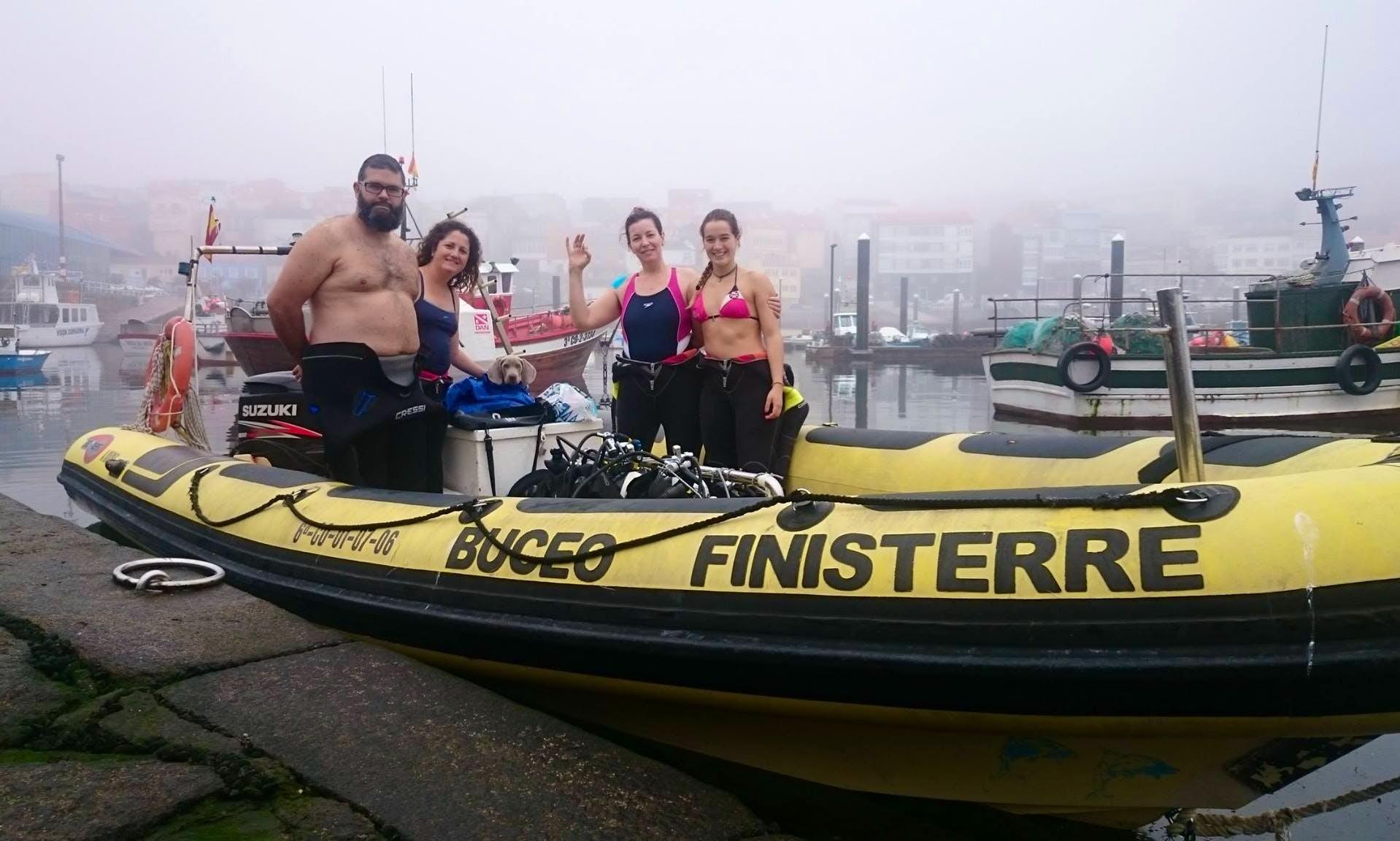 Learn Scuba Diving In Fisterra