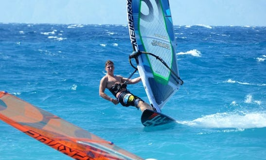 Windsurfing Lessons In Rodos