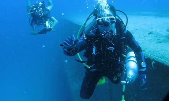 Diving Trips & Courses In Nusapenida