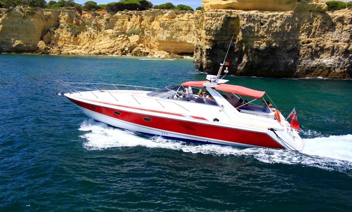 Private boat charter in Albufeira, Algarve