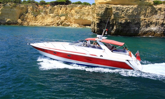 Private Boat Charter In Albufeira, Algarve