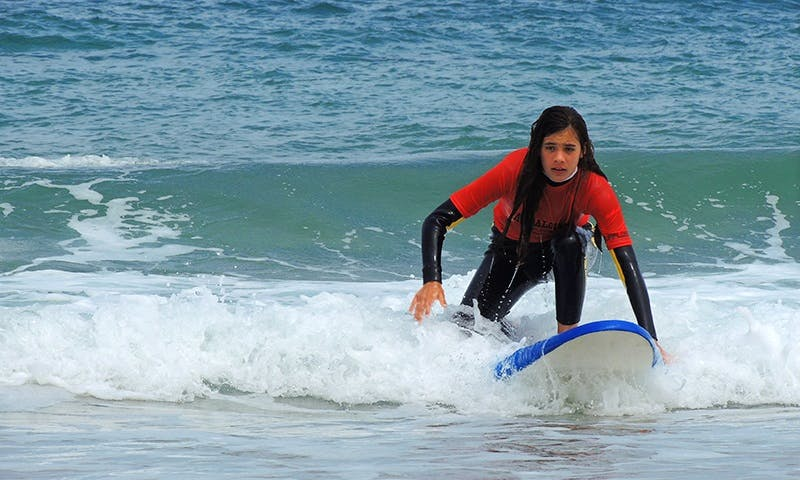 Surf Lessons in Cantabria