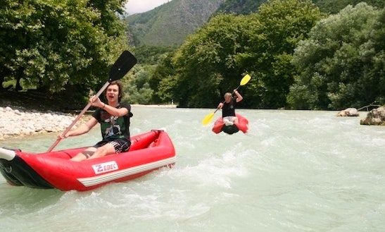 Kayak Tour  On Acheron River