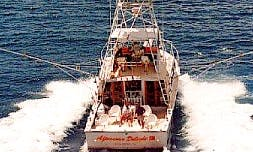 "53ft ""Afternoon Delight"" Fishing Yacht Charter With Captain Allen in Key West, Florida"