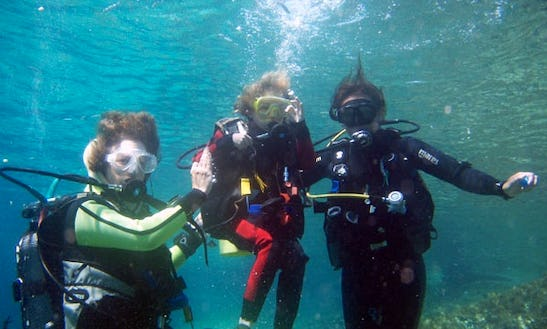 Diving Trips And Courses In Protaras