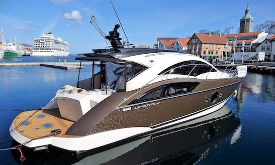 42' Luxury Motor Yacht Charter In Sandnes