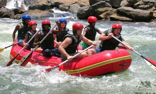 Rafting Tour In Kitulgala