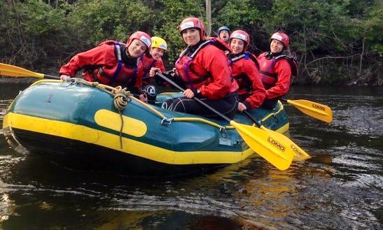 Rafting Trips In Llangollen