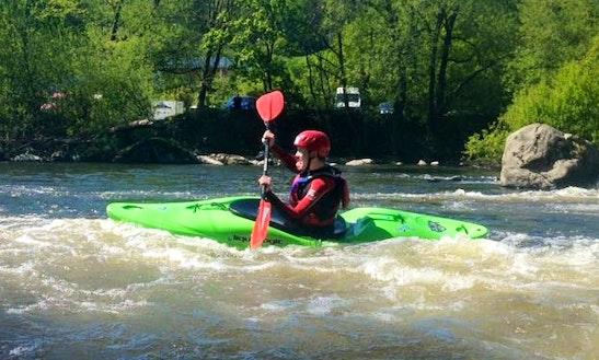 Kayaking Trips In Llangollen