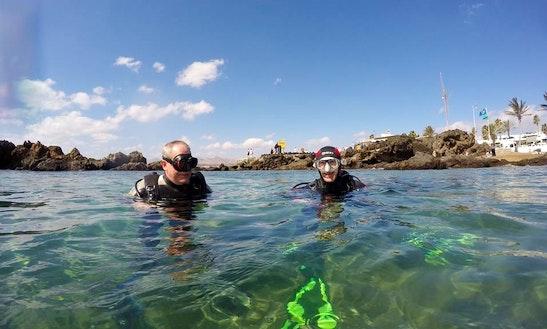 Snorkeling In Arrieta