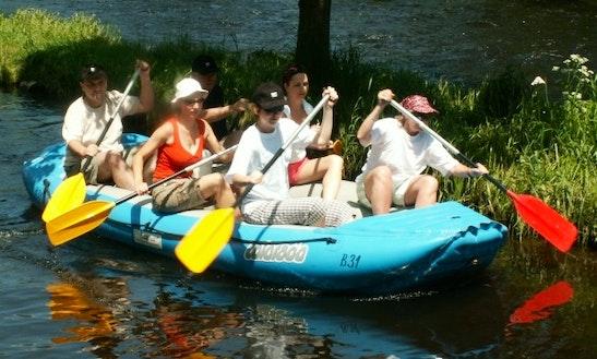 'raft Colorado - R6' Trips And Rental In Vyšší Brod